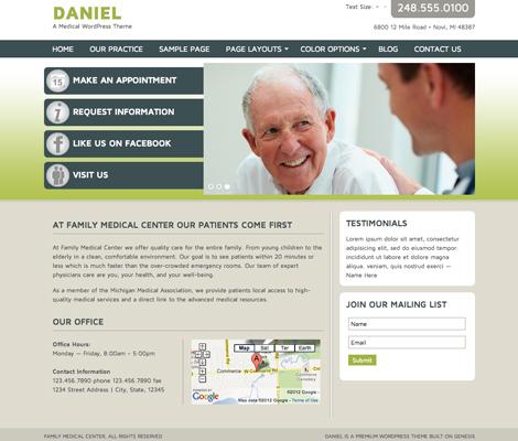 Daniel-in-Green
