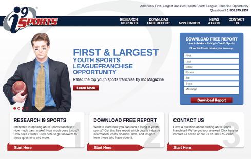 i9 Sports Franchise