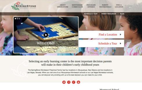 Springstone Montessori School