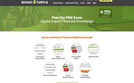 Bionic Turtle Website