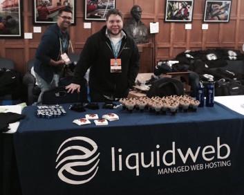 Liquid Web at WordCamp Ann Arbor 2015