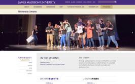 James Madison University Custom Theme