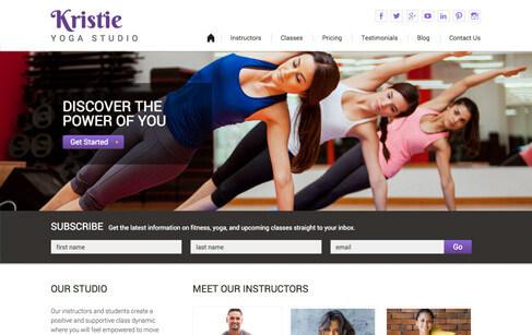 Kristie-in-Purple