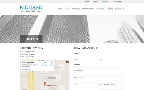Richard-Contact-Page