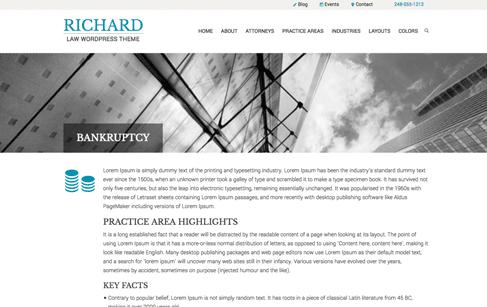 Richard-Practice-Page