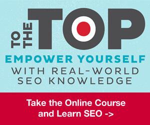 SEO Course Ad