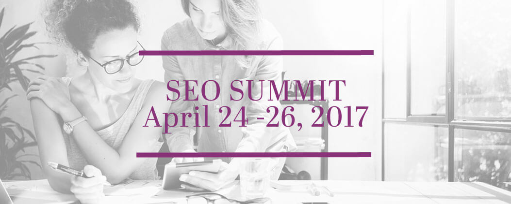 SEO Summit Blog Post Header