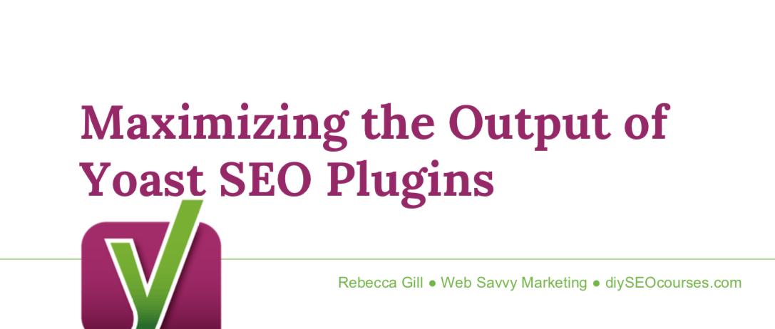 Optimize Your WordPress Website With Yoast SEO Plugins
